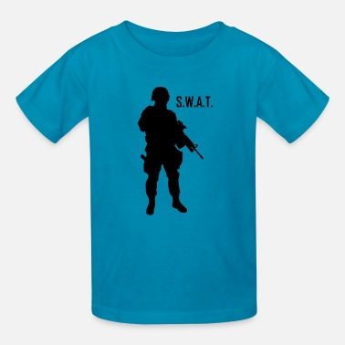 Swat Swat - Kids' T-Shirt