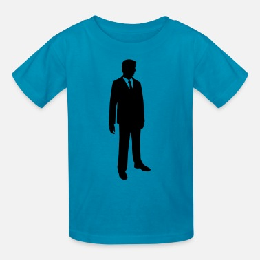 Business Man Business man - Kids' T-Shirt