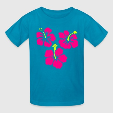 Hibiscus - Kids' T-Shirt