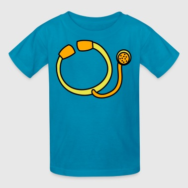 doctors stethoscope  - Kids' T-Shirt