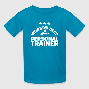 Personal trainer - Kids' T-Shirt