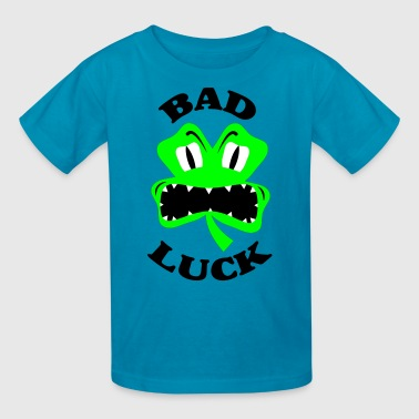 Irish Bad Luck Clover - Kids' T-Shirt