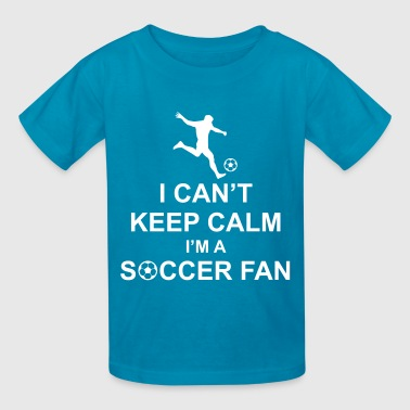 Soccer Fan - Kids' T-Shirt