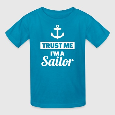 Sailor - Kids' T-Shirt