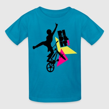 ride it - Kids' T-Shirt