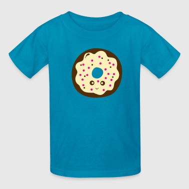 Donut Monster donut - Kids' T-Shirt