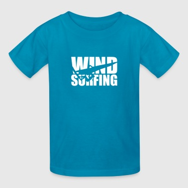 Windsurfing - Kids' T-Shirt