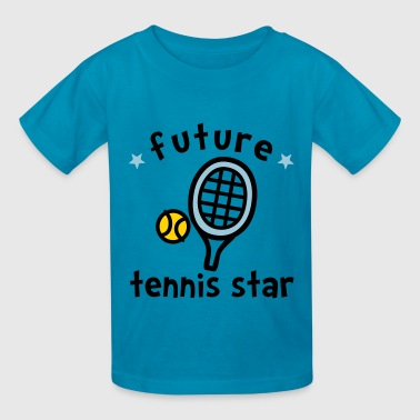 Tennis Star - Kids' T-Shirt