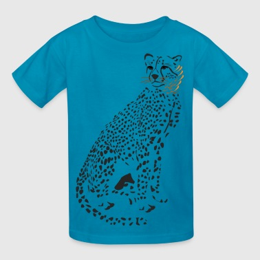 Cheetah - Kids' T-Shirt