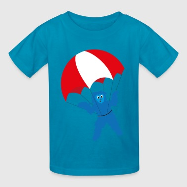 Flyling little monster - Kids' T-Shirt