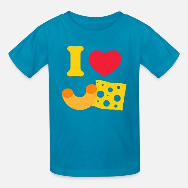 Big Mac I Heart Mac And Cheese - Kids' T-Shirt