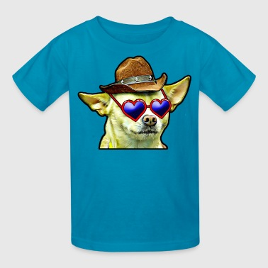 Dog Fashion New fashioned Dog - Kids' T-Shirt