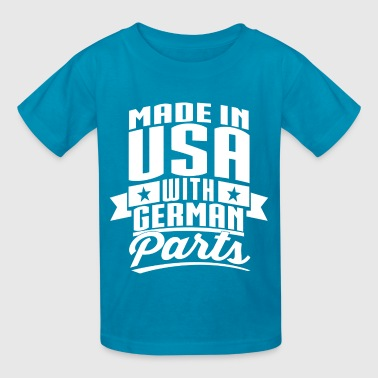 American German - Kids' T-Shirt