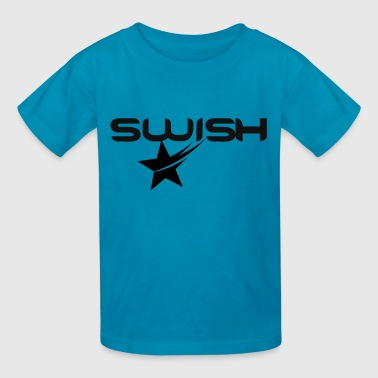 Swish SWISH - Kids' T-Shirt