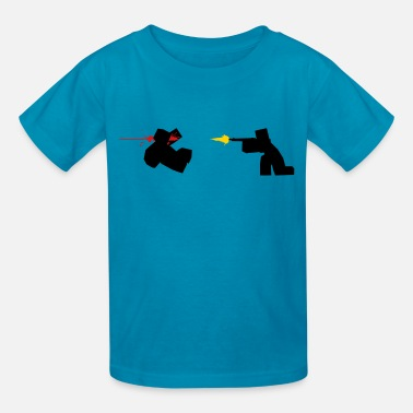Unturned Unturned Zombie Kill - Kids' T-Shirt