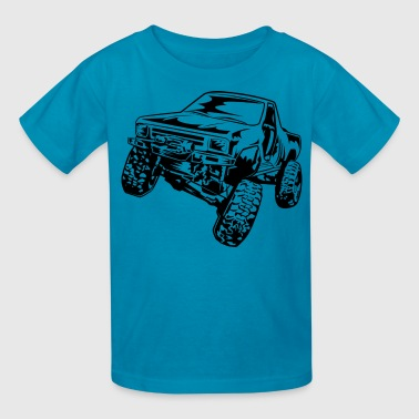 Truck Crawler - Kids' T-Shirt