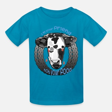 Forks IIM YOUR FRIEND NOT YOUR FOOD - Kids' T-Shirt