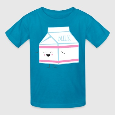 Milk Carton Costume - Kids' T-Shirt
