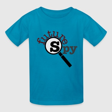 Future Spy - Kids' T-Shirt