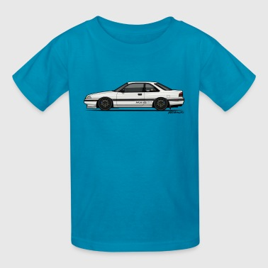 Mazda MX6 GT White - Kids' T-Shirt