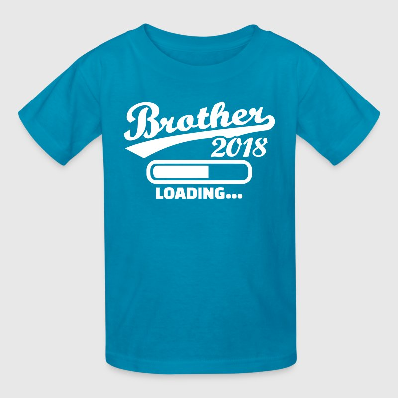 Brother 2018 - Kids' T-Shirt