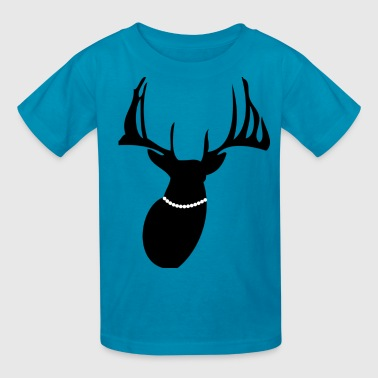 Fucking Deer Deer - Kids' T-Shirt