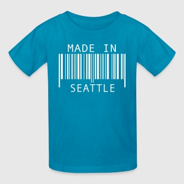 Made in Seattle - Kids' T-Shirt