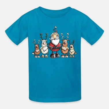 Happy Christmas Happy Christmas - Kids' T-Shirt