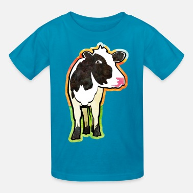 Farm Animal Dairy Cow Dairy Cow - Kids' ...