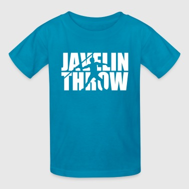 Javelin throw - Kids' T-Shirt