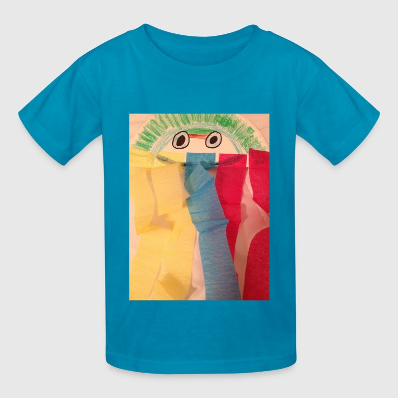 Peek-A-Boo - Kids' T-Shirt