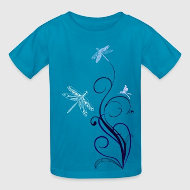 Grass Dragonfly South Sea - Kids' T-Shirt