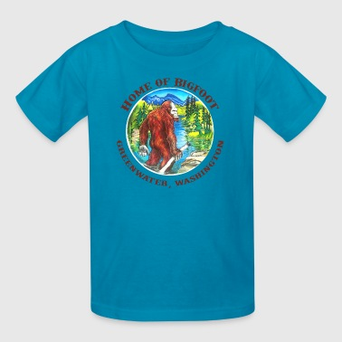bfshirt w text.png - Kids' T-Shirt
