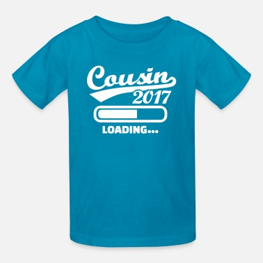 Cousins Camp Cousin 2017 - Kids' T-Shirt