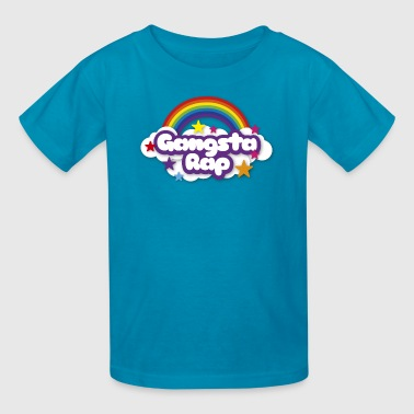 Gangsta Rap - Kids' T-Shirt