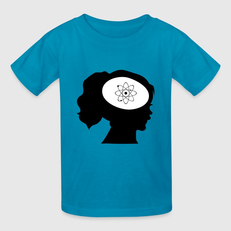 Scientist; Only Science On My Mind - Kids' T-Shirt