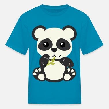 7d6808d3e Shop Cute Panda T-Shirts online   Spreadshirt
