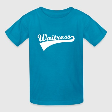 Waitress - Kids' T-Shirt