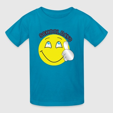School pupil beginner kindergarten T shirt - Kids' T-Shirt