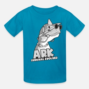Survival ARK Carno Explorer - Kids' T-Shirt