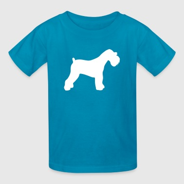 Miniature Schnauzer - Kids' T-Shirt