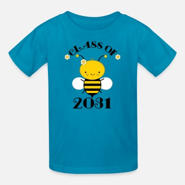 School Class Class of 2031 School Student - Kids' T-Shirt