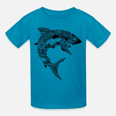 South Seas Shark South Seas Tees - Kids' T-Shirt