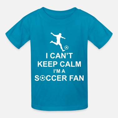 Soccer Fan Soccer Fan - Kids' T-Shirt