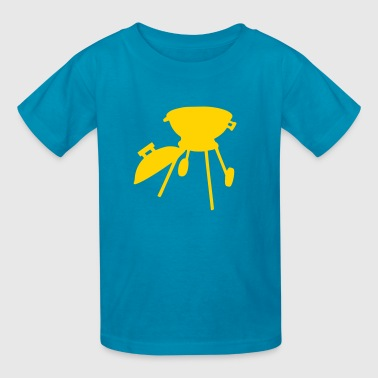 BBQ barbecue - Kids' T-Shirt