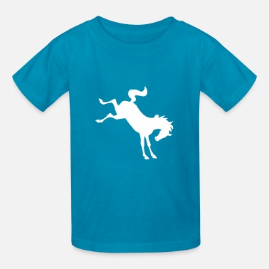 Bucking Horse Bucking Horse - Kids' T-Shirt
