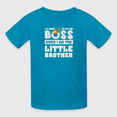 Brother Shirt-Little brother - Kids' T-Shirt
