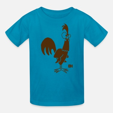 Gay Rooster Rooster - Kids' T-Shirt
