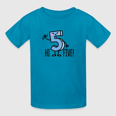 Five Ten Hi Five! - Kids' T-Shirt