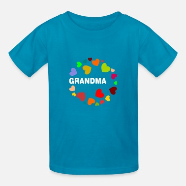 Mothers Or Fathers Day Grandma - Kids' T-Shirt